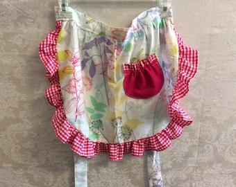 Handmade Adult Skirt Apron