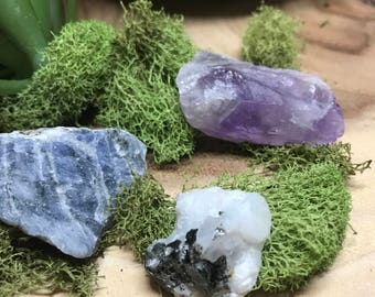 crystal bundle love and happiness
