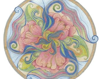 Free Form - Mandala