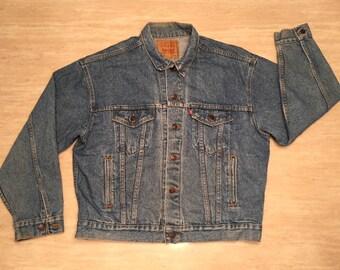 Levis Strauss Denim Jacket. Levi Strauss Jacket. Levis's. Denim Jacket. Jean Jacket. Levis Strauss. Levi Strauss. Vintage Denim Jacket. Jean