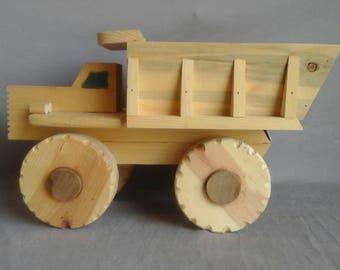 Sandbox Dump Truck
