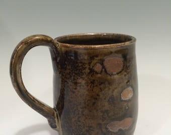 Java Jive 11 oz. Wood Fired Stoneware Mug