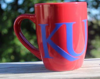 KU Coffe Mug
