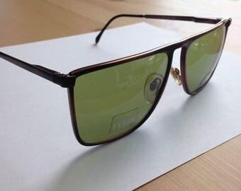 Vintage Gianfranco Ferre GFF 40 Sunglasses (Alutanium)