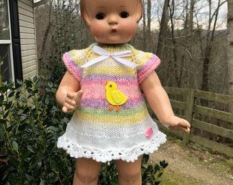 Effanbee Patsy Ann dress