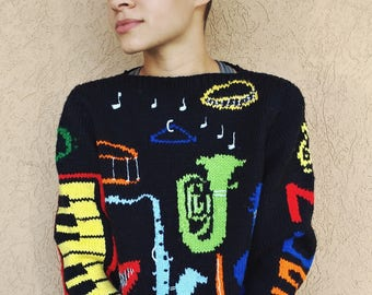 Probably The World's Greatest Sweater