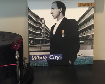 Pete Townshend - White City - used record  Used Records