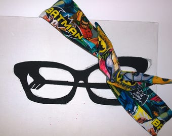 Batman Wire Headband