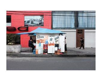 "Fine art print series ""contre-rythme 2015"""