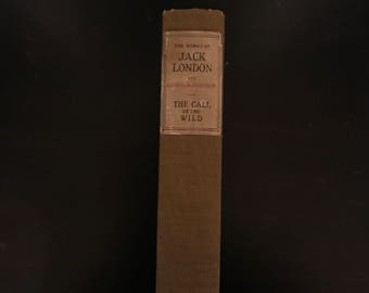 Jack London's Call of the Wild- 1915