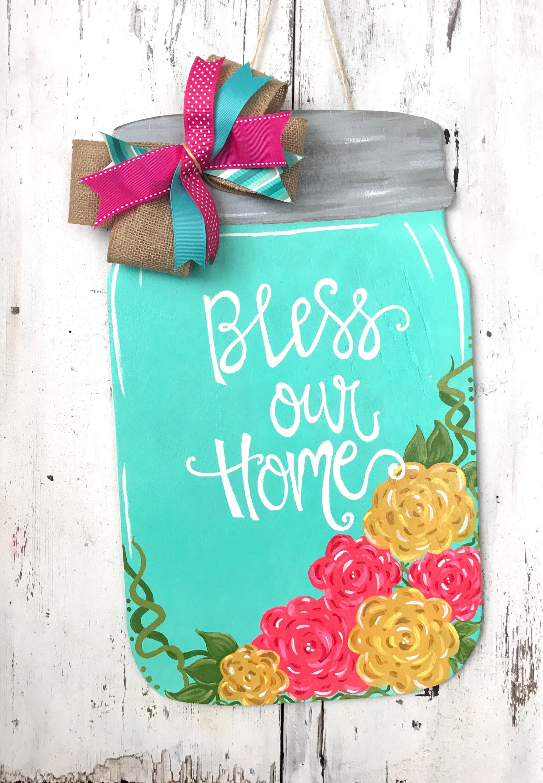 Wreaths & Door Hangers , Home & Living