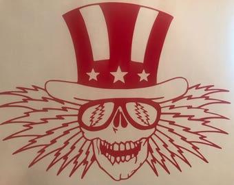 Grateful Uncle Sam