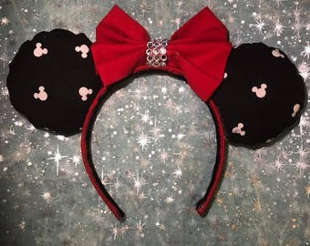 Minnie Mouse Inspired Headband