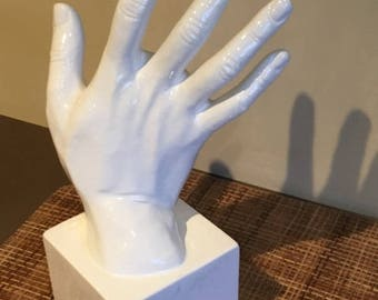 Clay Hand
