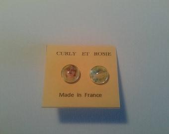 Set earrings Blondie