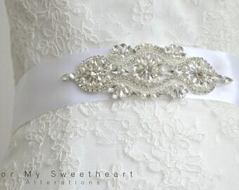 Crystal Wedding Belt Amelie
