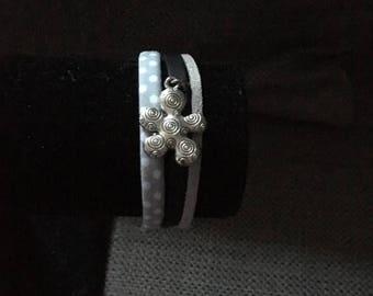 """unique and original """"flowers"""" bracelet"""