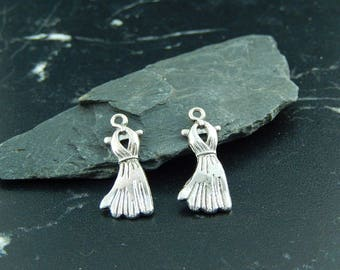1Breloque dress Silver Pendant