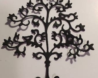Tree for scrapbooking die cut