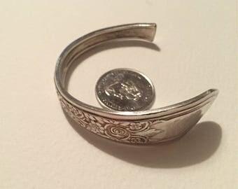 Vintage Spoon Cuff Bracelet