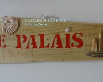 "Decorative Panel ""Palace"""