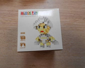 mini puzze brick 3 D 160 pieces