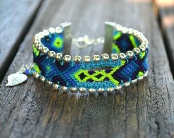 """Brazilian dish """"Imbituba"""" (OOAK) bracelet"""