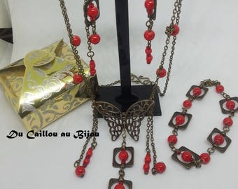 """""""Ode to love"""" set (gift box available)"""