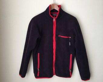 90s Patagonia Zip-up Fleece