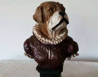Bust Lady Bulldog collection
