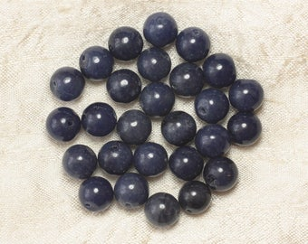 5pc - stone beads - blue Aventurine balls 10mm 4558550032713