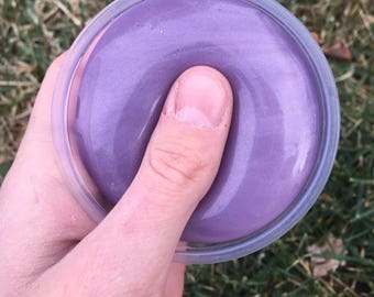 Mulberry fizz (scented) slime