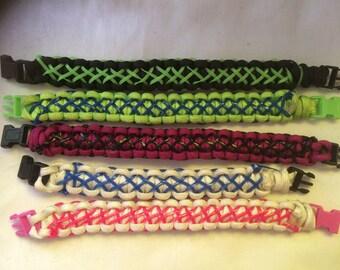 Survival Bracelets 2.0