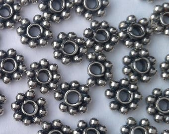 925 Bali Design Sterling SILVER  spacer beads (BD61010)