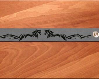 Double Horse Bracelet