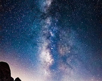 Milky Way Smartphone Background