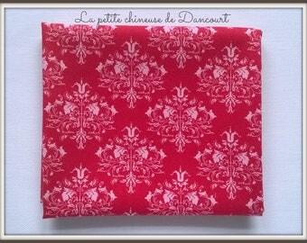 Victoria red Tilda fabrics 50x55cm coupon