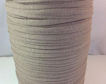 Large spool of Trapilho cotton jersey Beige string