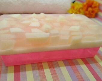 Glycerin soap bar - Cedar and lavender soap - Handcrafted soap - Sensitive skin soap - Essential oil soap - Soap for woman - Moisturizing