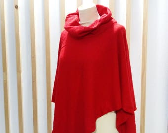 cape poncho, jacket, cape, wool, wool cape poncho, wool