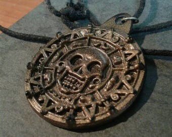 Necklace pirate of Caribbean (Pirates of the Caribbean)