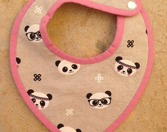 Bandana Terry cotton Pandas collection