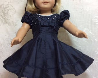"Special Occasion Dress to fit 18"" American Girl Doll"