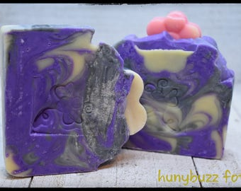 Kiss Me! ~ Handcrafted, artisan bar soap