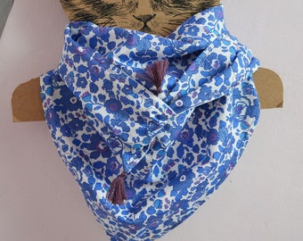 Arabic scarf liberty betsy Lavender