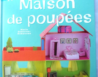 Book Kids activity - Dolls House - marie Enderlen Kevin