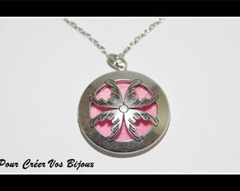 Necklace / pendant for essential oils, diffuser fragrance