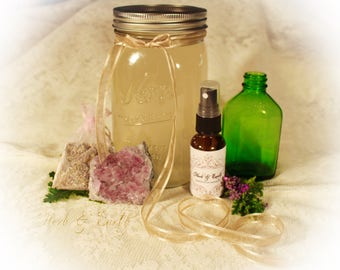 Lavender-Citronella Essential Oil Bug Repellent