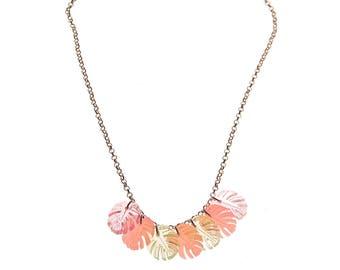 Necklace - Tropical Dream - Pastel