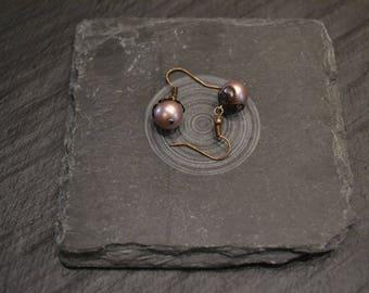 Morning dew earrings